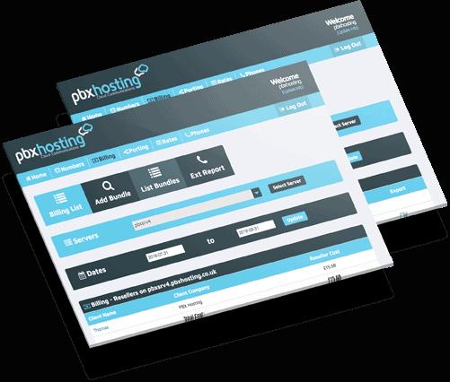 Phone System Reporting | Power Portal | PBX Hosting