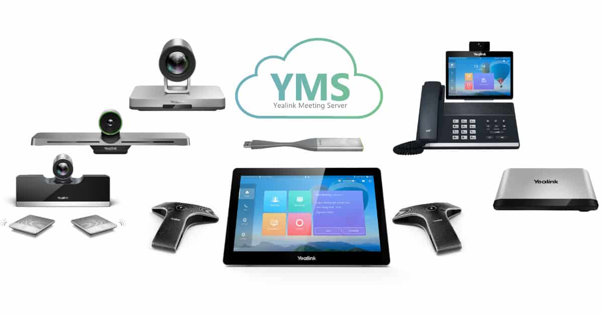 Yealink V40 Video Conferencing Solutions